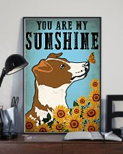 Jack Russell Terrier My Sunshine 11x17 Poster lifestyle-poster-2