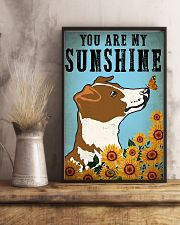 Jack Russell Terrier My Sunshine 11x17 Poster lifestyle-poster-3