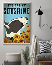 Bull Terrier You Are My Sunshine 11x17 Poster lifestyle-poster-1