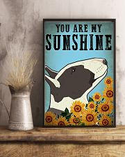 Bull Terrier You Are My Sunshine 11x17 Poster lifestyle-poster-3