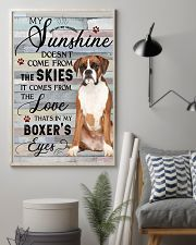 Boxer Comes From The Love 11x17 Poster lifestyle-poster-1
