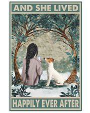 Jack Russell Happily Ever After Dark 11x17 Poster front