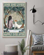 Jack Russell Happily Ever After Dark 11x17 Poster lifestyle-poster-1