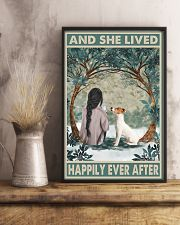 Jack Russell Happily Ever After Dark 11x17 Poster lifestyle-poster-3