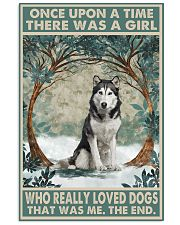 Husky Once Upon A Time 11x17 Poster front
