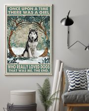 Husky Once Upon A Time 11x17 Poster lifestyle-poster-1