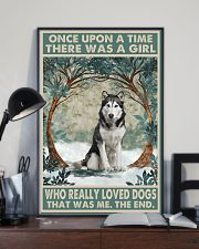 Husky Once Upon A Time 11x17 Poster lifestyle-poster-2