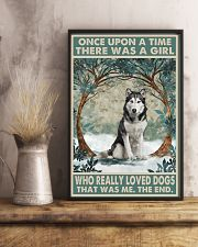 Husky Once Upon A Time 11x17 Poster lifestyle-poster-3
