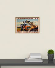 Motorcycle something fun 24x16 Poster poster-landscape-24x16-lifestyle-09