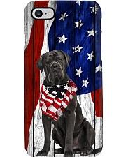 Cane Corso Usa Flag Phone Case i-phone-8-case