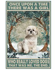 Shih Tzu Once Upon A Time 11x17 Poster front
