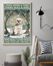 Shih Tzu Once Upon A Time 11x17 Poster lifestyle-poster-1