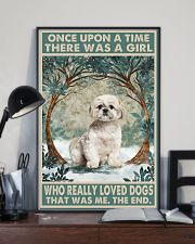 Shih Tzu Once Upon A Time 11x17 Poster lifestyle-poster-2