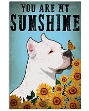 American Pit Bull Terrier You Are My Sunshine 11x17 Poster front