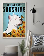 American Pit Bull Terrier You Are My Sunshine 11x17 Poster lifestyle-poster-1
