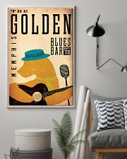 the golden blue bar 11x17 Poster lifestyle-poster-1