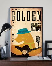the golden blue bar 11x17 Poster lifestyle-poster-2