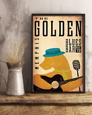 the golden blue bar 11x17 Poster lifestyle-poster-3