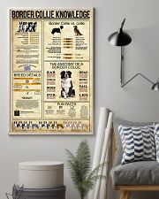 Border Collie Knowledge 11x17 Poster lifestyle-poster-1