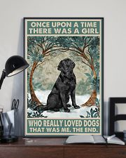 Labrador Once Upon A Time 11x17 Poster lifestyle-poster-2