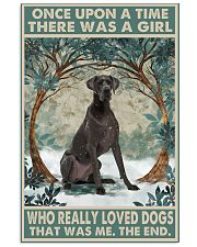Great Dane Once Upon A Time 11x17 Poster front