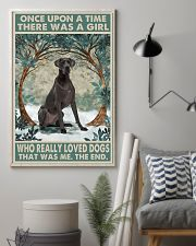 Great Dane Once Upon A Time 11x17 Poster lifestyle-poster-1