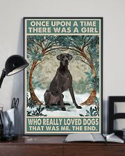 Great Dane Once Upon A Time 11x17 Poster lifestyle-poster-2