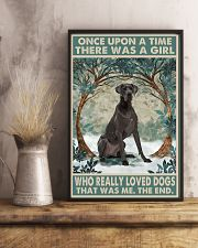 Great Dane Once Upon A Time 11x17 Poster lifestyle-poster-3
