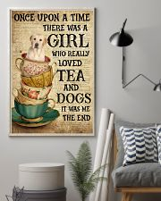 Golden Labrador Once Upon A Time 11x17 Poster lifestyle-poster-1