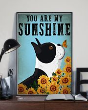 Boston You Are My Sunshine 11x17 Poster lifestyle-poster-2