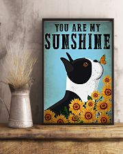 Boston You Are My Sunshine 11x17 Poster lifestyle-poster-3
