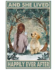 Cockapoo Happily Ever After 11x17 Poster front