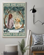 Cockapoo Happily Ever After 11x17 Poster lifestyle-poster-1