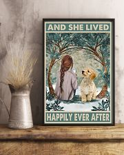 Cockapoo Happily Ever After 11x17 Poster lifestyle-poster-3