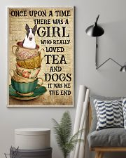 Bull Terrier Once Upon A Time 11x17 Poster lifestyle-poster-1