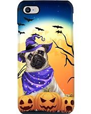 Pug Halloween  Phone Case i-phone-7-case