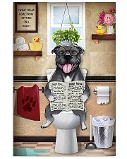 Staffordshire Bull Terrier Sitting Great Ideas 11x17 Poster front