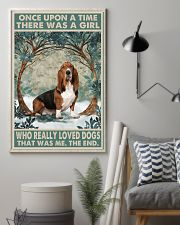 Basset Hound Once Upon A Time 11x17 Poster lifestyle-poster-1