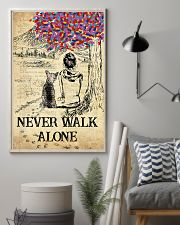 Chihuahua Never Walk Alone 11x17 Poster lifestyle-poster-1