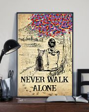 Chihuahua Never Walk Alone 11x17 Poster lifestyle-poster-2