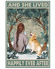 Golden Retriever Happily Ever After 11x17 Poster front