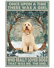 Cockapoo Once Upon A Time 11x17 Poster front