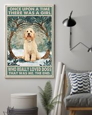 Cockapoo Once Upon A Time 11x17 Poster lifestyle-poster-1