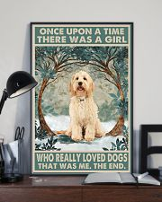 Cockapoo Once Upon A Time 11x17 Poster lifestyle-poster-2