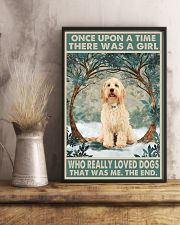 Cockapoo Once Upon A Time 11x17 Poster lifestyle-poster-3