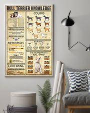 Bull Terrier Knowledge 11x17 Poster lifestyle-poster-1