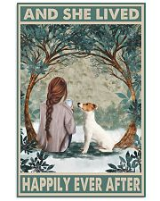 Jack Russell Happily Ever After 11x17 Poster front