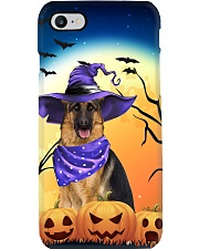 German Shepherd Halloween  Phone Case i-phone-8-case