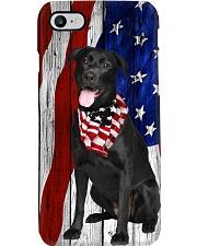 Labrador Usa Flag Phone Case i-phone-8-case