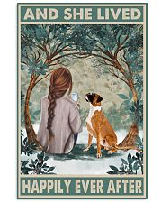 Boxer Happily Ever After 11x17 Poster front